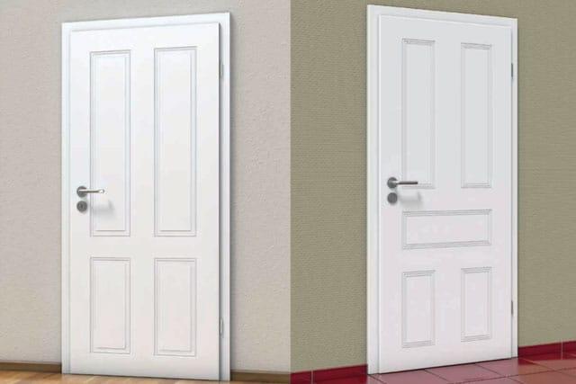 Dabei Erfolgt Die Auswahl Der Passenden Türen Bei Vielen Menschen Nach Rein  Praktischen Gesichtspunkten. Günstig Sollen Sie Sein U2013 Da Wird Ein  Schlichtes ...